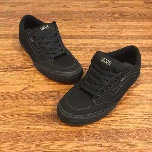 Vans Black Trainers